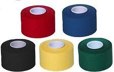12 Rollen Tape / Stutzen Band 10m x 3,8 cm - FARBIG
