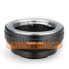 Minolta MD MC Lens to Nikon V1 J1 1 Mount Adapter