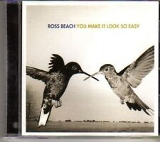 (DH328) Ross Beach, You Make It Look So Easy - 2002 CD