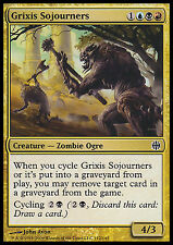 Grixis Sojourners X4 EX/NM Alara Reborn MTG Magic Cards Gold Common
