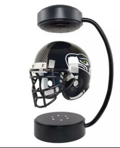 NFL Seattle Seahawks Officially Licensed Floating Hover Helmet Brand New In Box