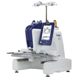 Brother Persona PRS100 Single 1-Needle Embroidery Machine with Warranty + Bonus