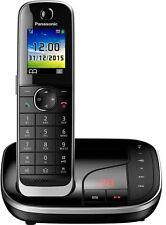 NUOVO Panasonic kx-tgj320 Telefono digitale senza filo DECT Segreteria telefonica disturbo della chiamata