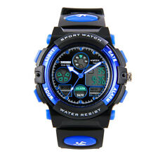 Boys kids watches Sport Digital Waterproof Wrist Watch For Kids Girls Boy