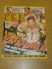 NME 1999 MARCH 27 CATATONIA COURTNEY LOVE FATBOY SLIM