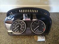 BMW X5 E70 SPEEDOMETER INSTRUMENT CLUSTER Diesel cruise control A2C53100844