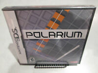 Polarium Nintendo DS Brand New Factory Sealed US Version 3DS 2DS DSi XL Puzzle