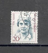 GERMANIA 1192 - FEDERALE 1988 DONNE CELEBRI - MAZZETTA  DI 40 - VEDI FOTO