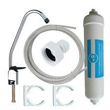 Kit complet robinet et filtre à eau économique anti chlore-odeur-mauvais goûts