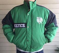 Vintage 90's Logo7 Boston Celtics Jacket  Men's XL