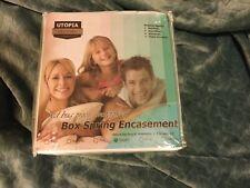 Utopia Bedding Queen Bed Bug Proof & Waterproof Box Spring Encasement.