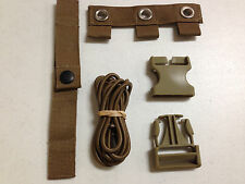 USMC COYOTE REPAIR KIT FOR MODULAR TACTICAL VEST MTV SCALABLE PLATE CARRIER NIP