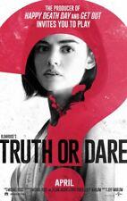 Truth or Dare - original DS movie poster - D/S 27x40 Advance