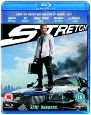 Stretch Blu-ray Patrick Wilson Ed Helms 5050582973112