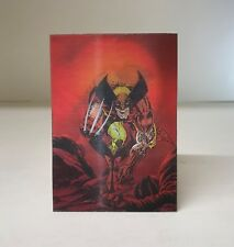 Fleer Ultra X-Men: Wolverine - Marvel Mirage Card 3 of 3 - Fleer Skybox 1996