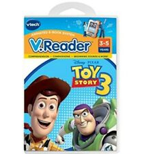 V-Tech V.Reader Toy Story 3 Reading Comprehension Sounds Comparisons + More 3-5y