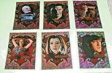 Buffy The Vampire Slayer Big Bads Complete The Other Side Card Set OS1-OS6 BTVS*
