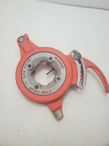 NICE RIDGID 26132 711 Self Opening Universal Die Head Right handed 1/4 - 2 inch