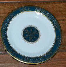 Royal Doulton Fine Bone China Carlyle (H5018) Pattern, Bread & Butter Plate Gold