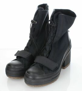 25-13 NEW $110 Women's Sz 9.5 M Converse Chuck Taylor All Star GR82 Fabric Boot