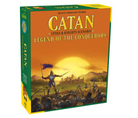 Catan: Cities and Knights Scenario - Legend of The Conquerors Expansion