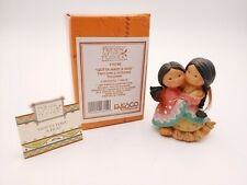 Enesco - Friends of the Feather - Gotta Have A Hug With Box - Great Condition