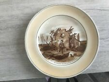 More details for ww1 bruce bairnsfather cartoon plate grimwades 1917 staffordshire