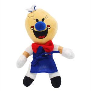 25cm Horror Game Ice Scream Rod Plush Stuffed Doll Toy Kids Gift