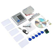 New RFID Access Control Kit Set With Electric Strike Door Lock High EB8 01