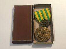 Médailles Militaire Indochine Corps Expéditionnaire d'Extreme Orient (52-21)