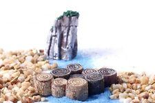 4 pcs Miniature Tree Stump Terrarium Supply and Accessory (FAST USA SHIPPING)