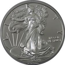 2020 American Eagle Liberty 1 oz Fine Silver $1 One Dollar Coin