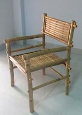 Bamboo Arm Chair Set of 2