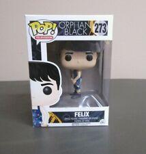 Felix Orphan Black FUNKO POP Television MIB NEW #273