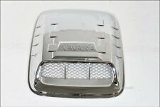 FIT NISSAN Navara D40 05 06 07 13 14 Chrome Hood Scoop Air Vent Cover