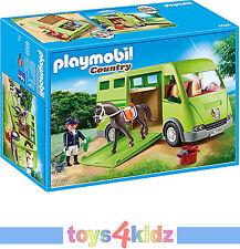 PLAYMOBIL®  Der neue große Reiterhof 6926 - 6935 zum Auswählen  ** NEU / OVP **