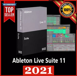 Ableton Live Suite 11 - For Windows - MacOs - LATEST VERSION