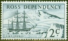 Ross Kolonie 1967 2c Indigo SG5 V.F MNH