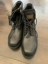 New Mens G Star Leather Boots