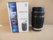 Olympus 75-300mm ED F4.8-6.7 M.Zuiko Digital MFT Lens Micro Four Thirds