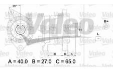 VALEO Alternador 80A 437168