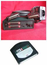 EXTERNAL 2GB JAZ SCSI DRIVE with cable and disk for FOSTEX VF08/VF16/VF160