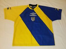 1992 Parma Calcio 1913 UMBRO XL TINO ASPRILLA #11 ITALIA JERSEY ITALY COLOMBIA