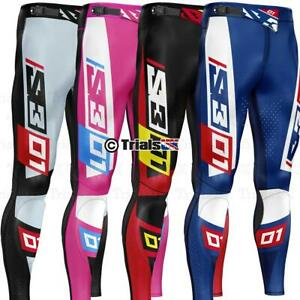 New S3 01 Trials Riding Pants - 4 New Designs/Colours for 2020