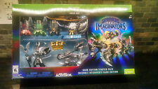 NIB 2016 Skylanders Imaginators Dark Edition Starter Pack XBOX 360