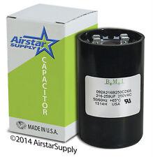 USA MADE 216-259 MFD uF HVAC Electric Motor Start Capacitor 220 250 VAC VOLT