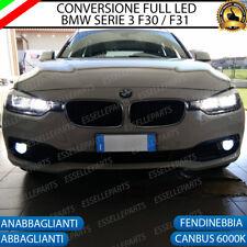 KIT FULL LED BMW SERIE 3 F30 / F31 ANABBAGLIANTI ABBAGLIANTI FENDINEBBIA 6000K