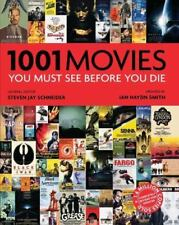 1001 Movies You Must See Before You Die  New Hardcover Revised New