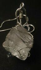 Phenacite/Phenakite pendant Crystal Gemmy 27gm 140ct #1 Brazil
