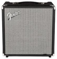 """Fender Rumble 25 E-Bass Combo Verstärker 25W 3-Band-EQ 8"""" Speaker Amp Kopfhörer"""